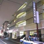点滴異物混入殺人事件の発生した横浜・大口病院